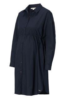 Organic Umstands- und Still-Hemdblusenkleid