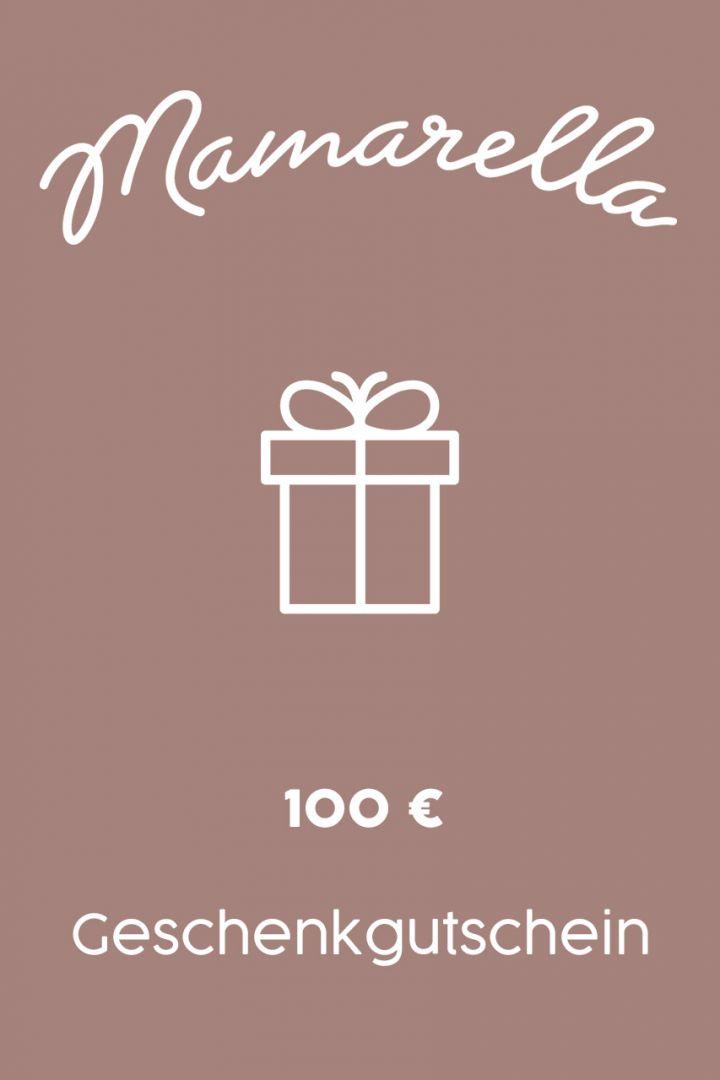 Geschenkgutschein Online 100 €