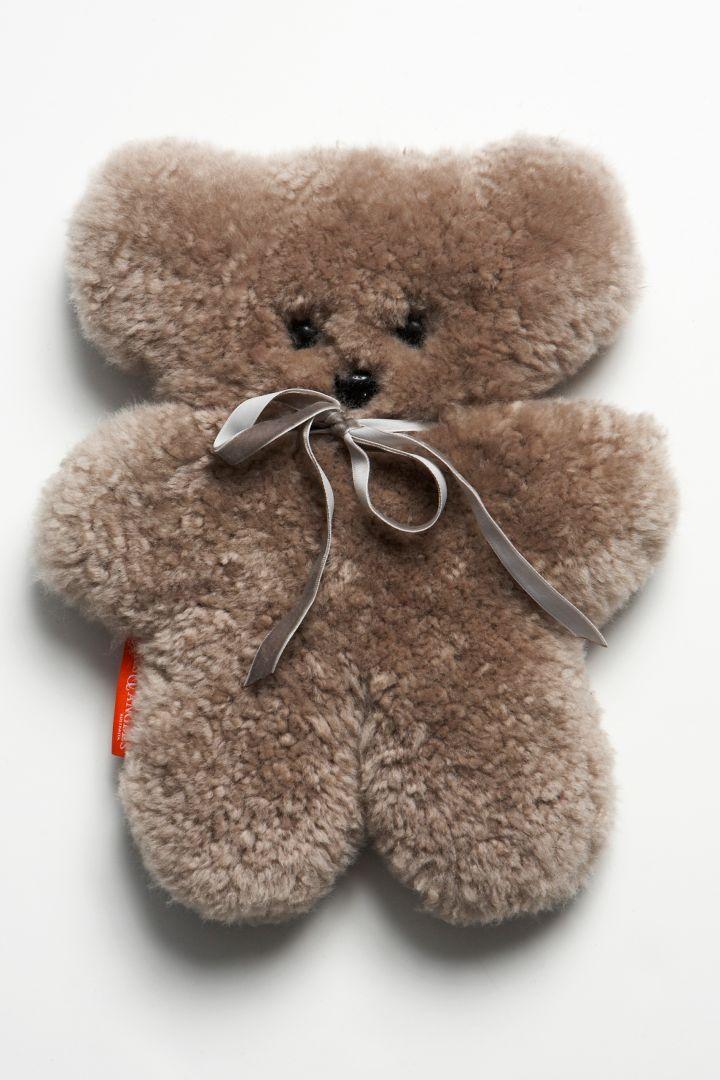 Lammfell Teddy Cuddly