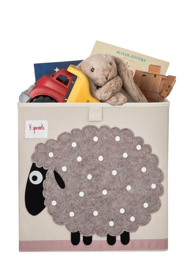 Sheep storage box