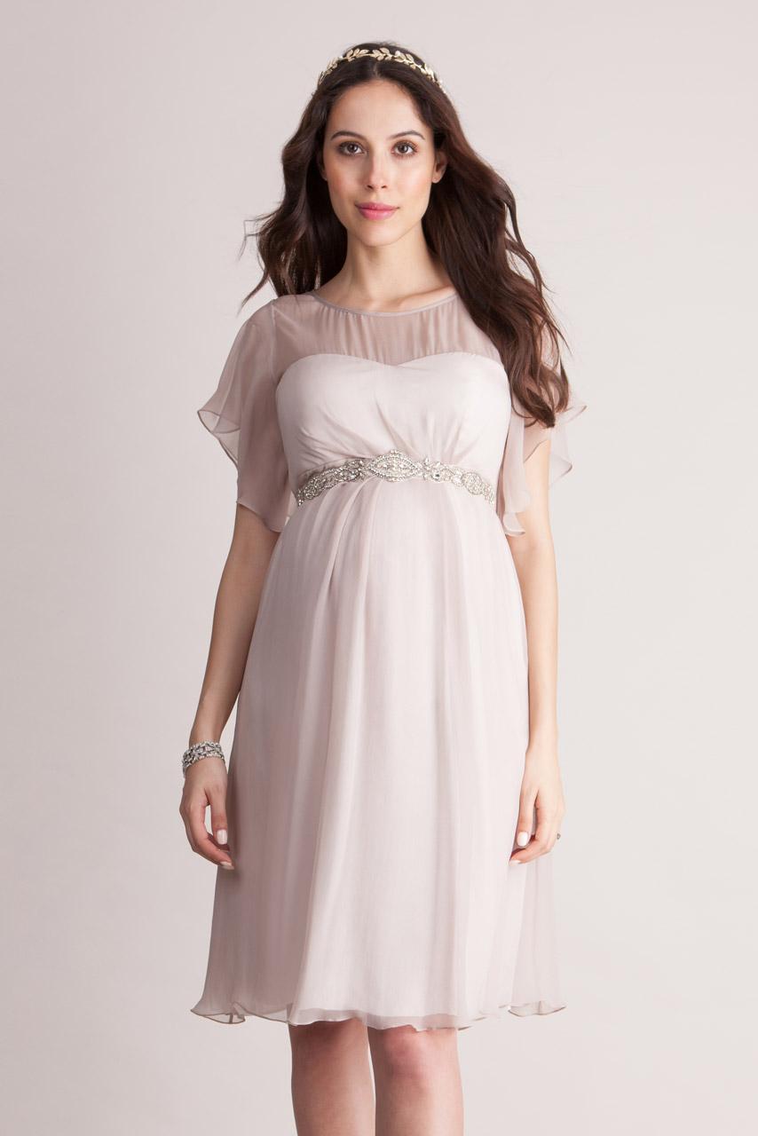 Платья для беременных шелковые 985