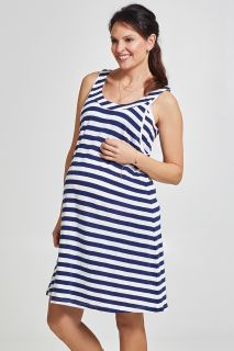 Sienna Organic Umstands- und Still-Kleid