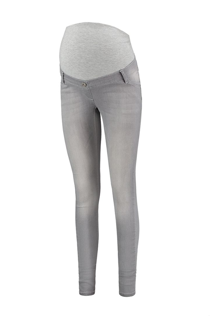 Skinny Materiny Jeans grey 32L