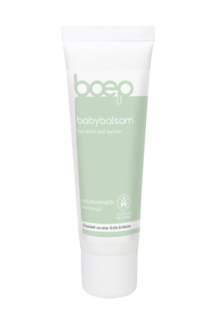Organic Babybalsam vegan 50 ml