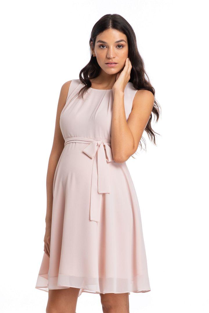 Maternity Dress Prime Rose Pink