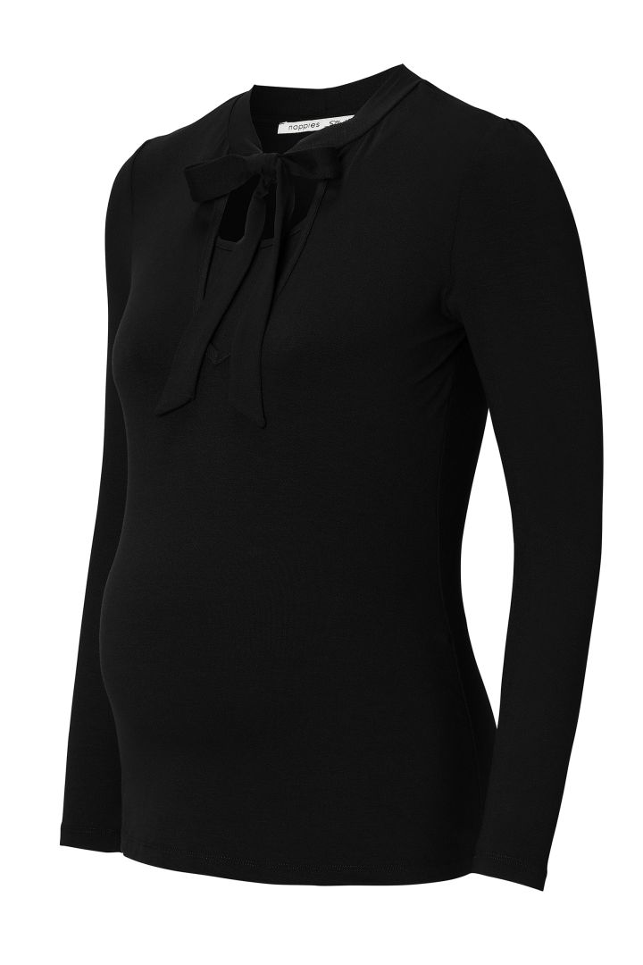Maternity and Nursing Shirt with a Loop