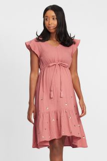 Umstands- und Stillkleid Rose Apple