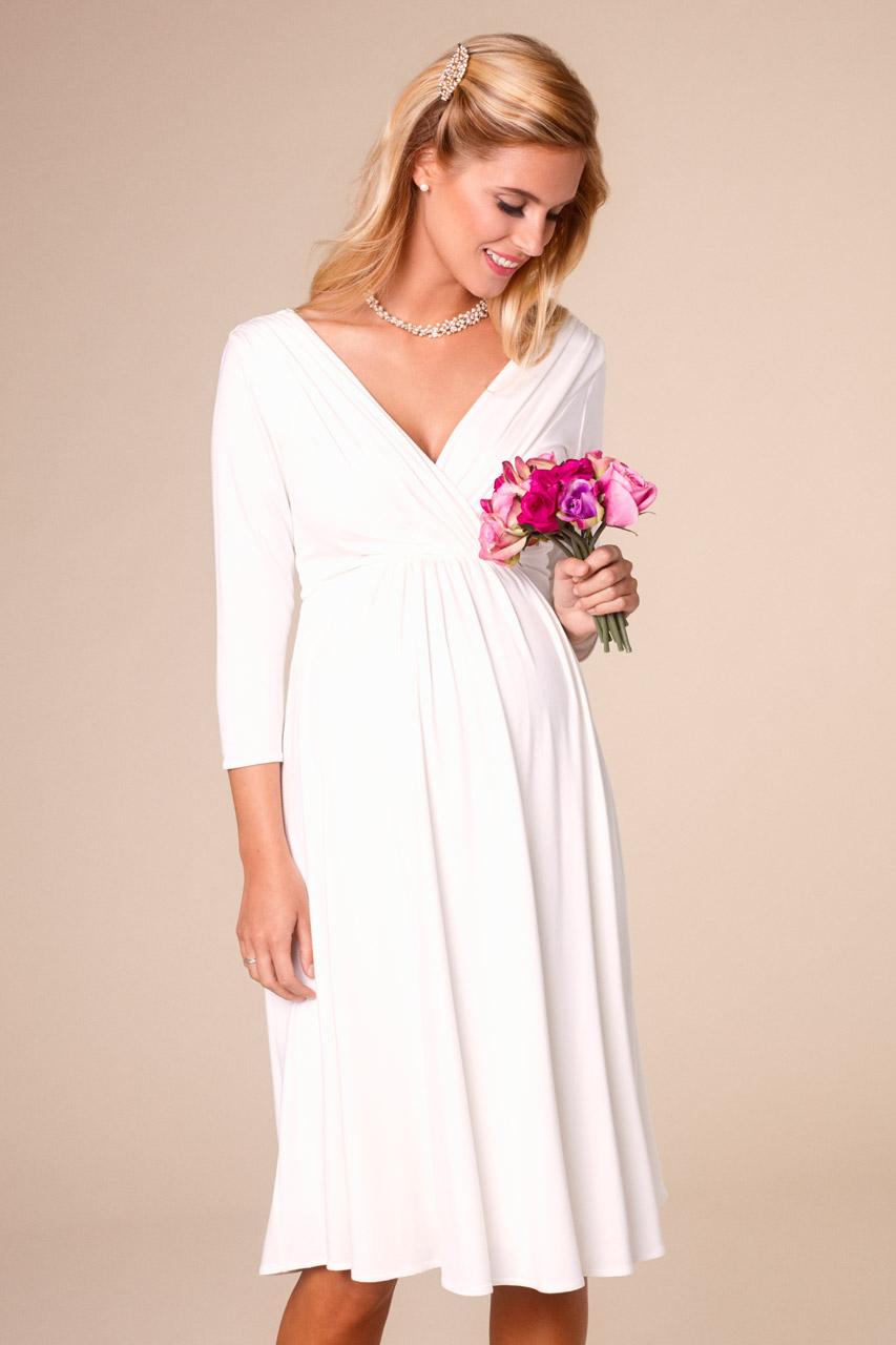 Платье для беременной на регистрацию брака 87