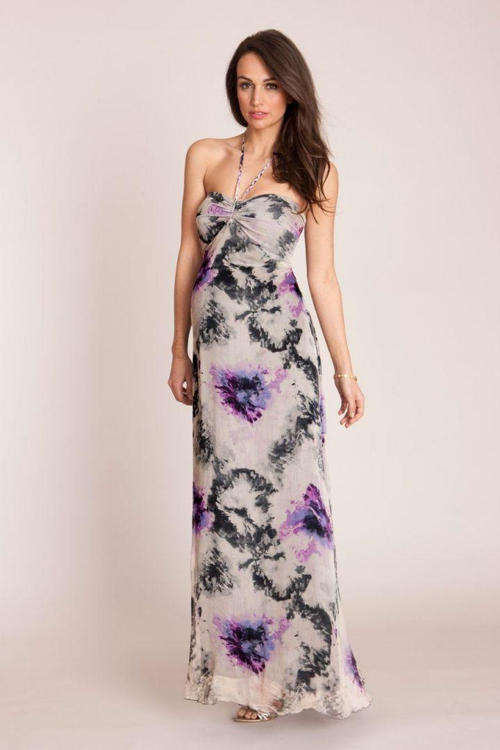Kirsten Silk Dress