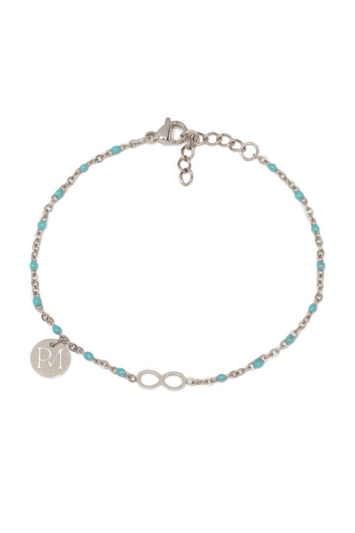 Proud Mama Bracelet Infinitiy silver