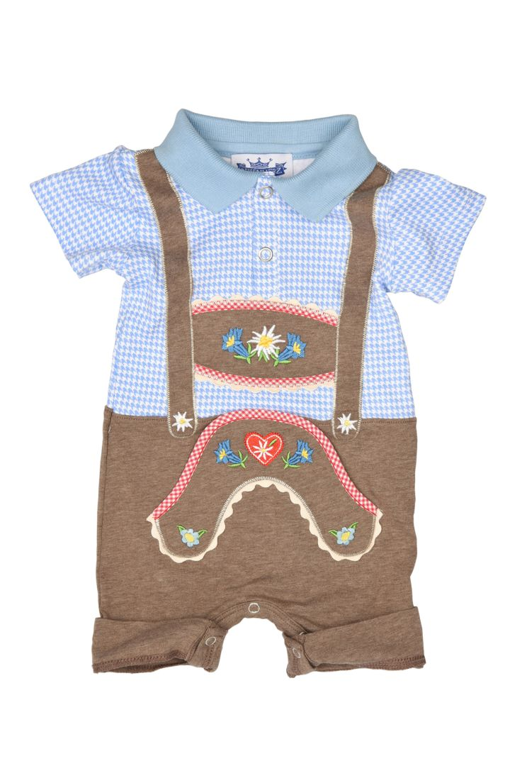 Traditional body with Alpine Country polo collar