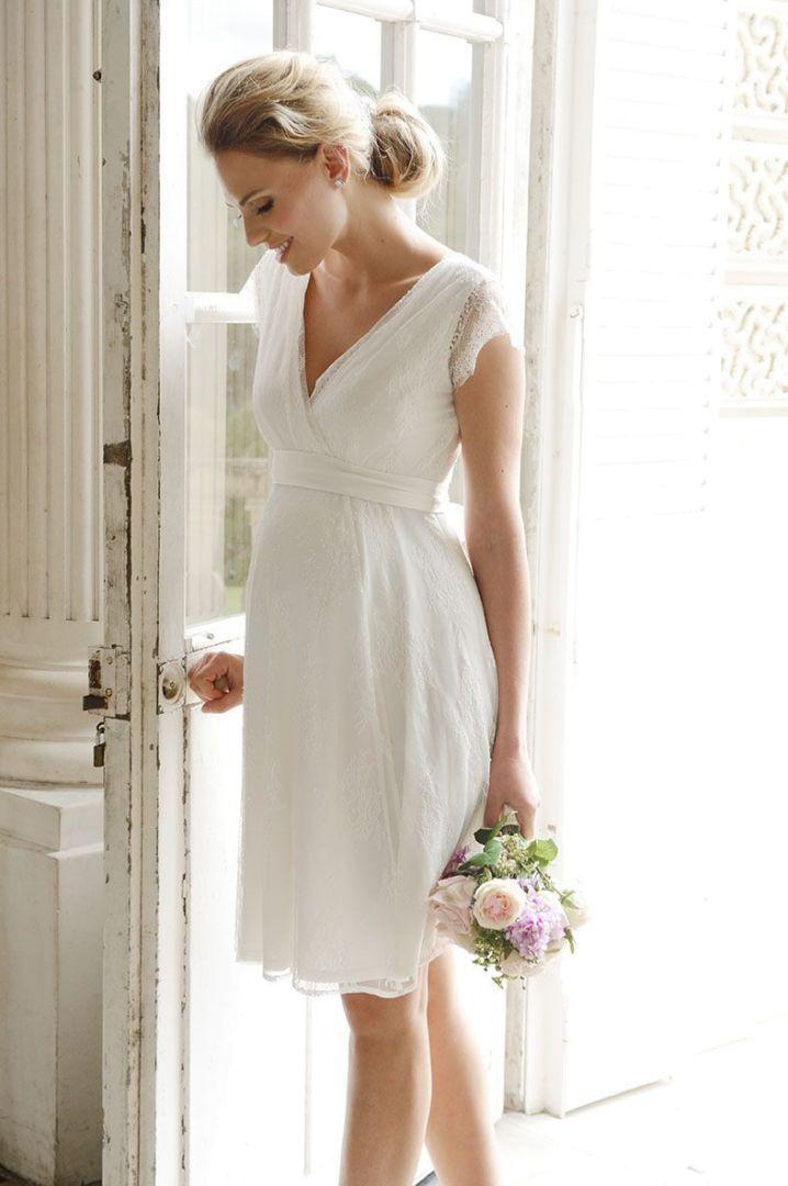 Vivienne Brautkleid kurz
