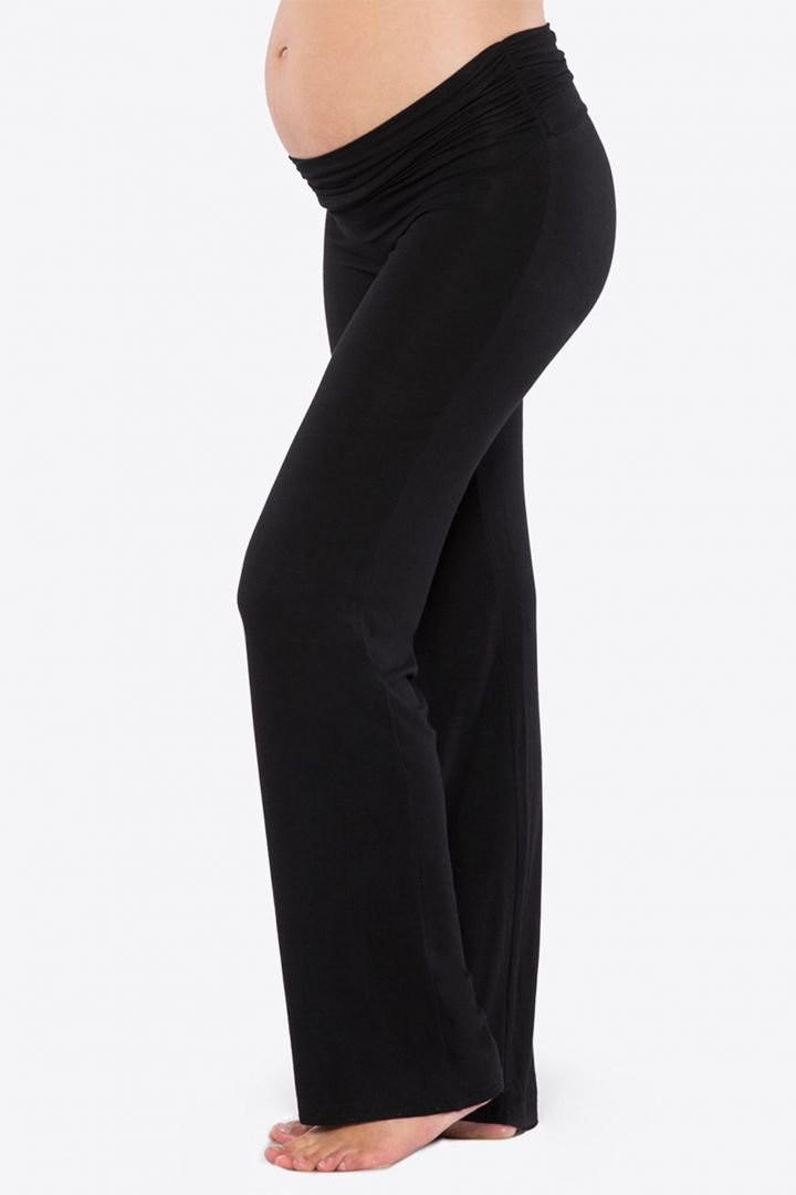 Lounge Maternity Pants with Variable Band