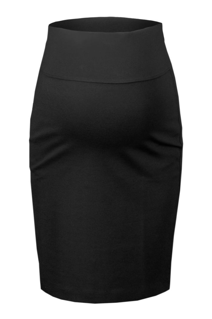 Maternity skirt made from Punta di Roma Jersey