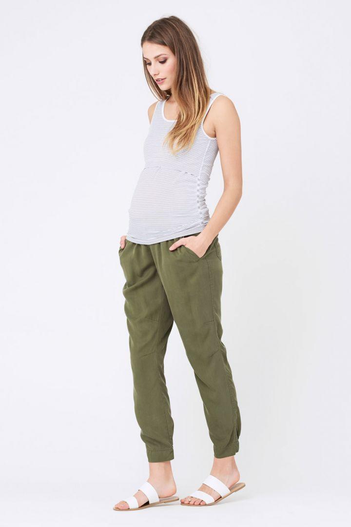 Seamless Maternity and Nursing Tank Top