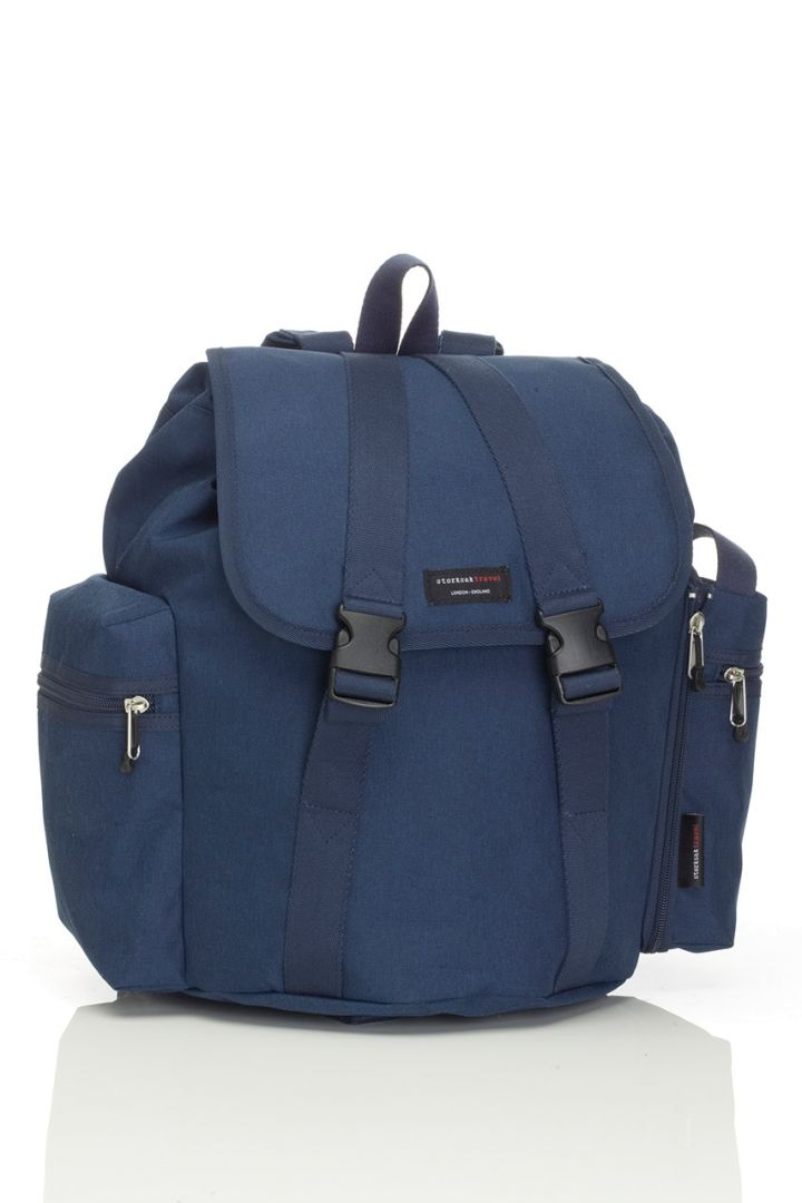 Travel Wickelrucksack blau