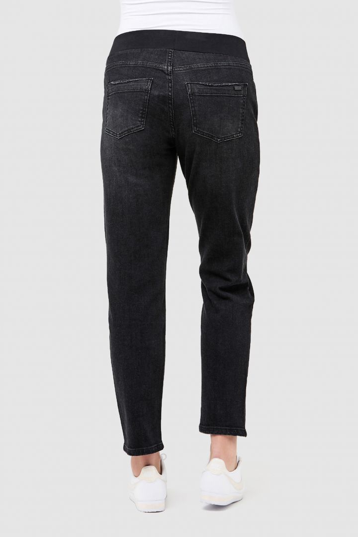 Girlfriend Maternity Jeans black
