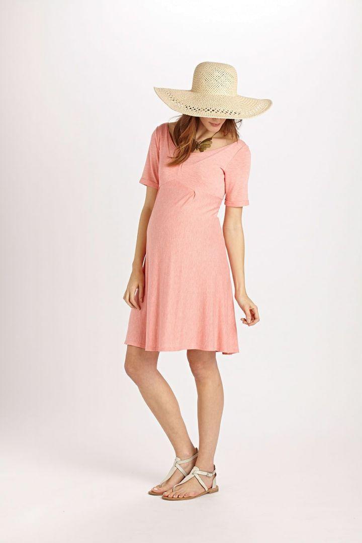 A-Line Umstands- und Still-Kleid