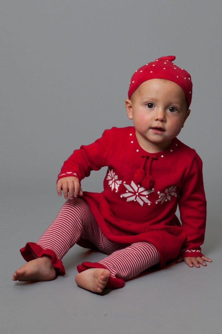 Weihnachts-Beenie