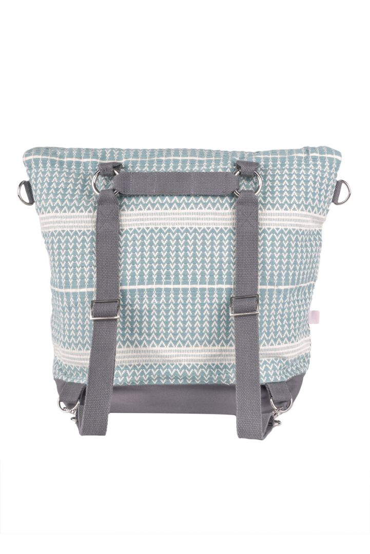 2-in-1 changing bag and rucksack