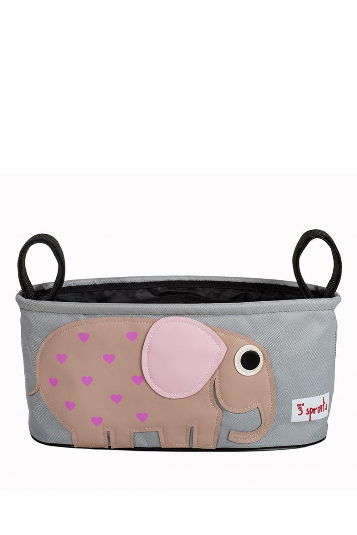 Kinderwagen Organizer Elefant