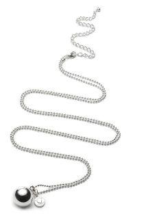 Bola Klangkugel-Silberkette