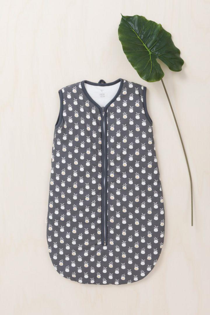 Organic Baby Schlafsack mit Ananas Print