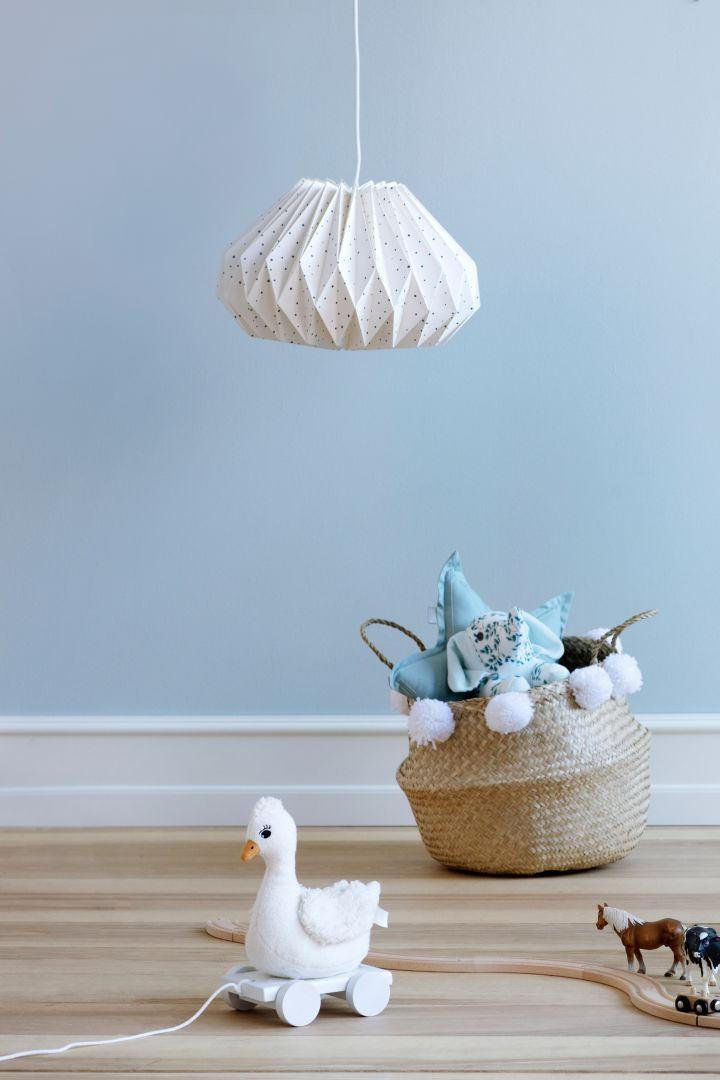 Seagras Belly Basket white