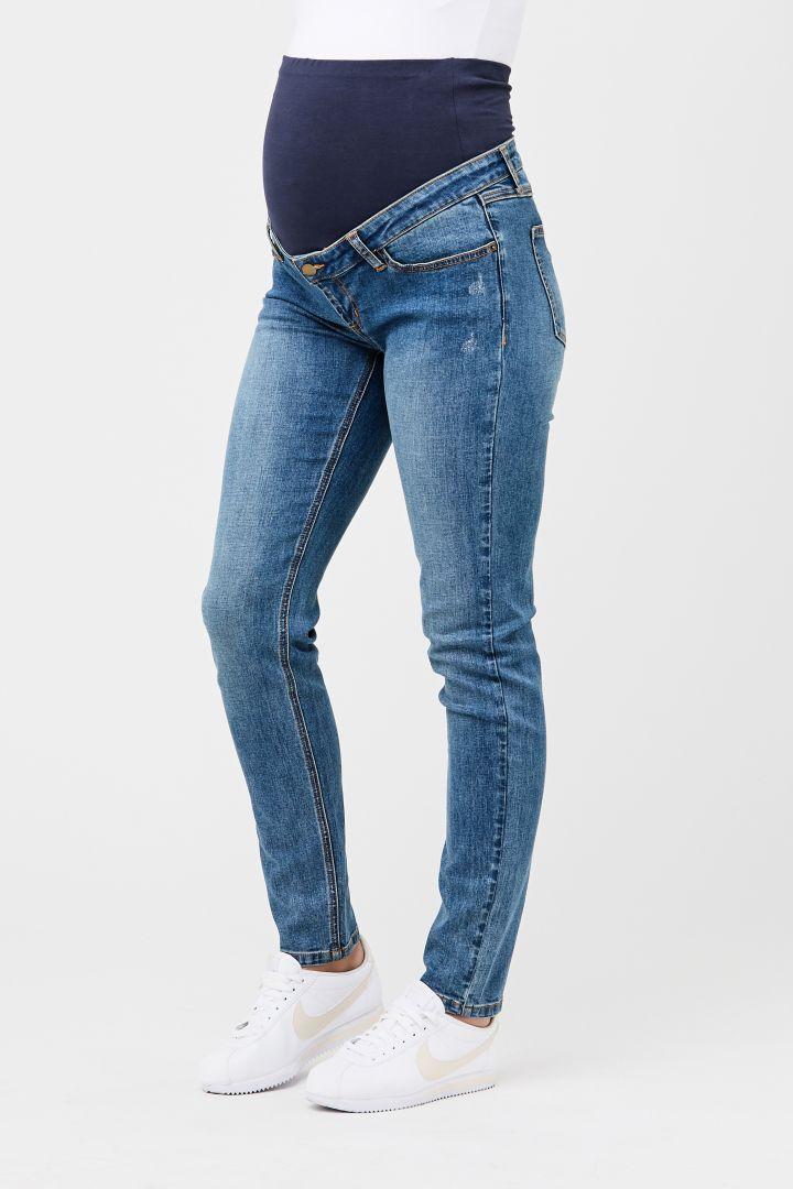 Classic Umstandsjeans Slim Leg