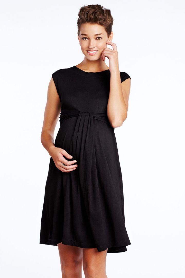 Empire Cascade Dress