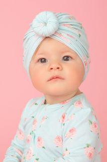 Turban Petite Rose