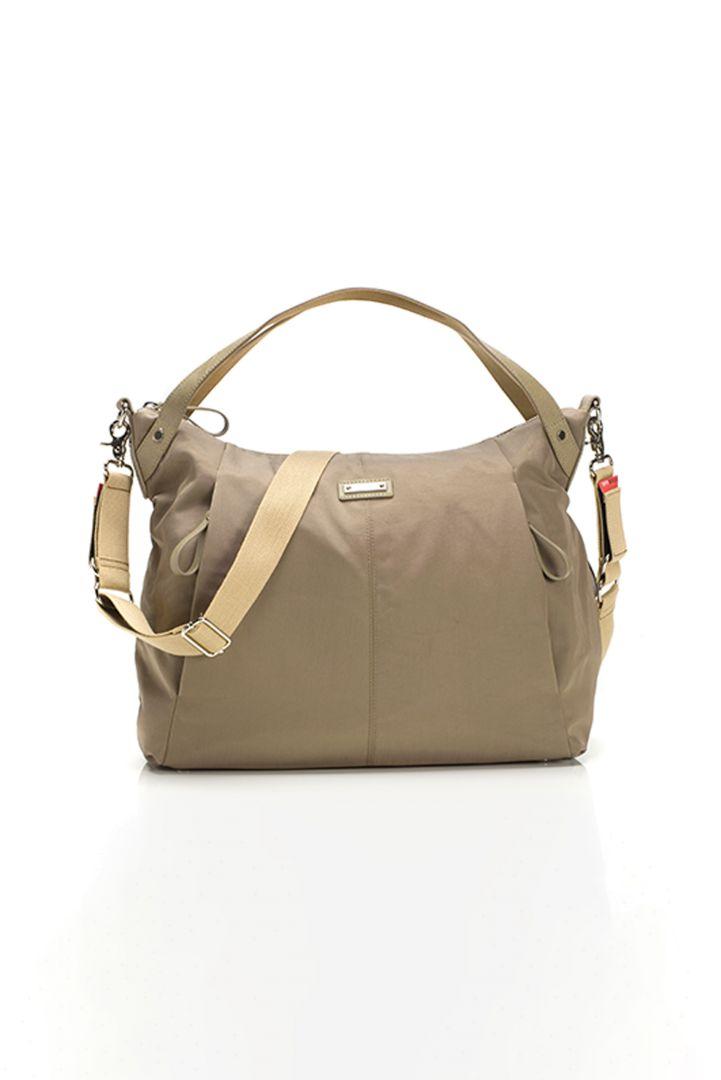 Catherine Changing Bag Storksak taupe