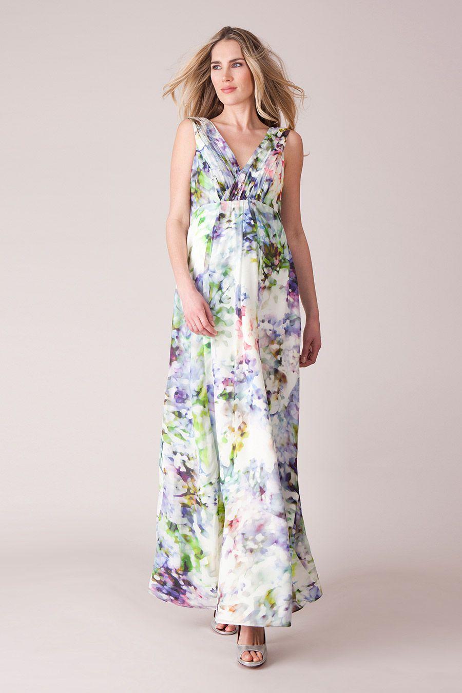 Платья для беременных шелковые 462