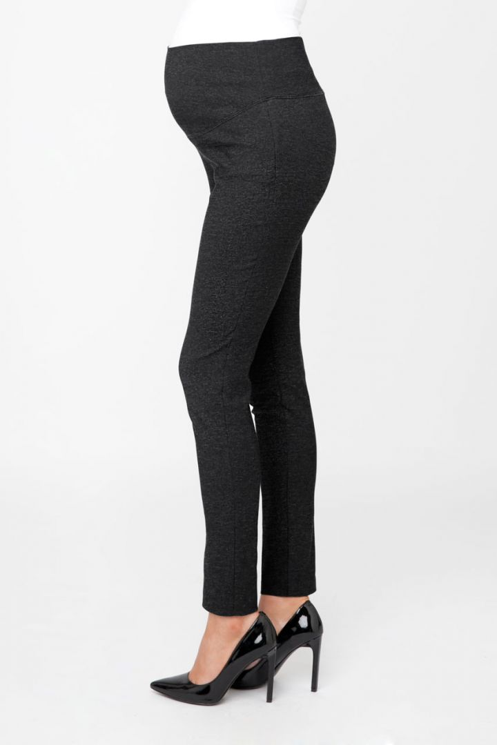 Suzie straight leg trousers dark grey