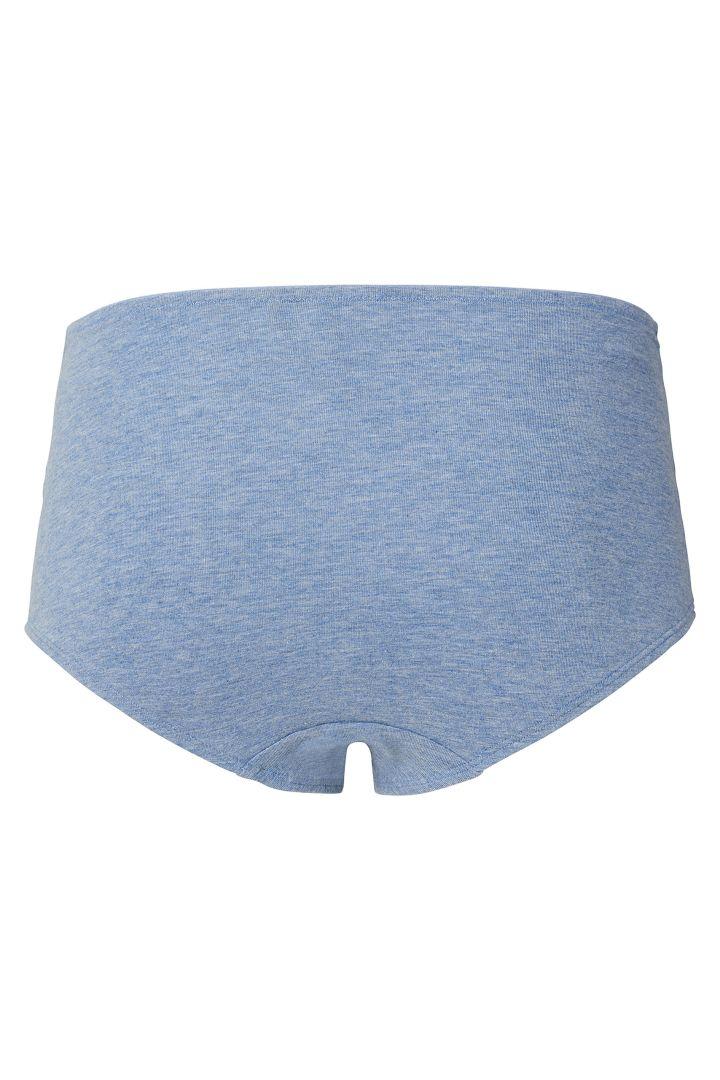 Maternity Briefs blue