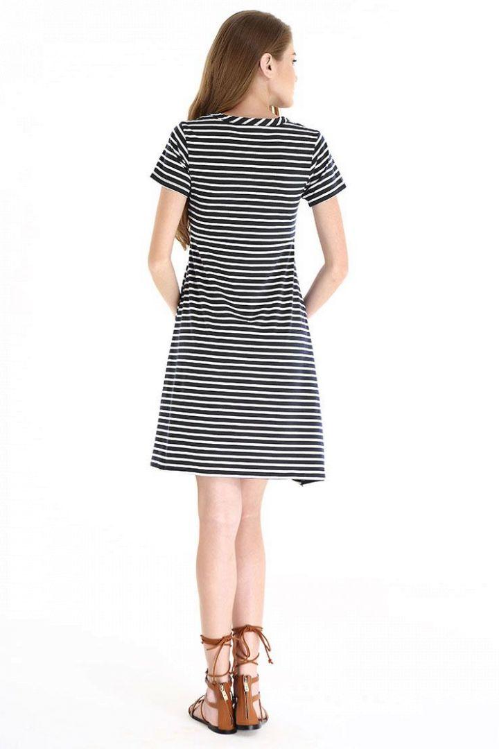 Skater Dress stripes