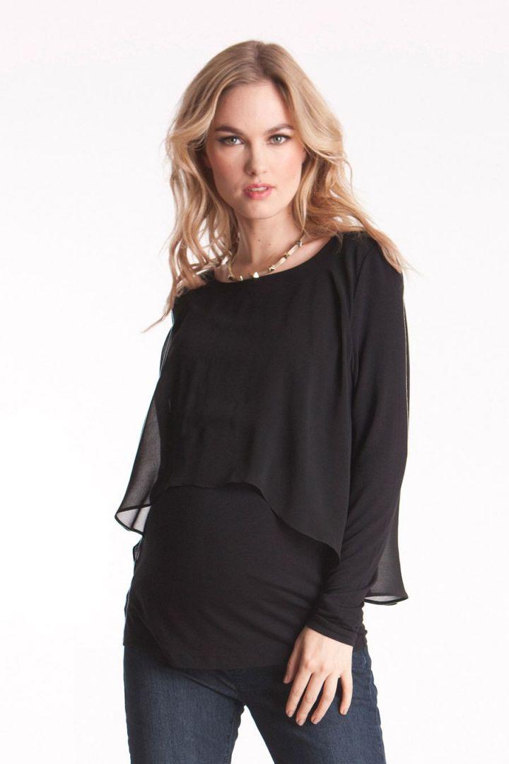Kathleen Umstands- und Still-Shirt
