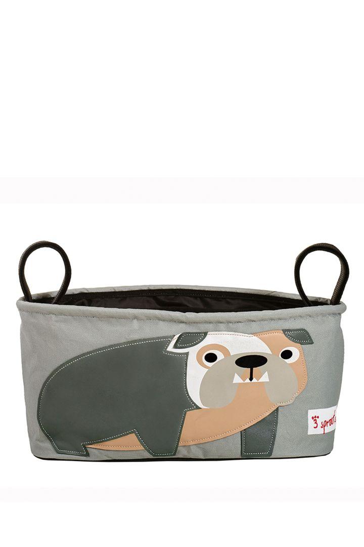 Bulldog pushchair organiser