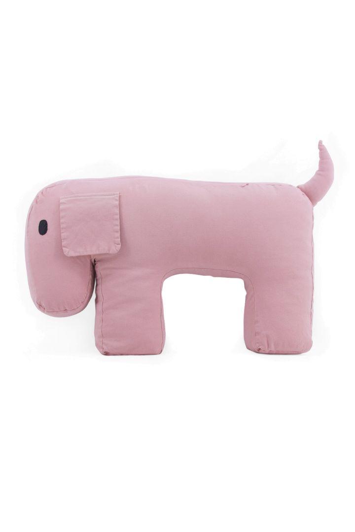 Still- und Babykissen Hund rosa