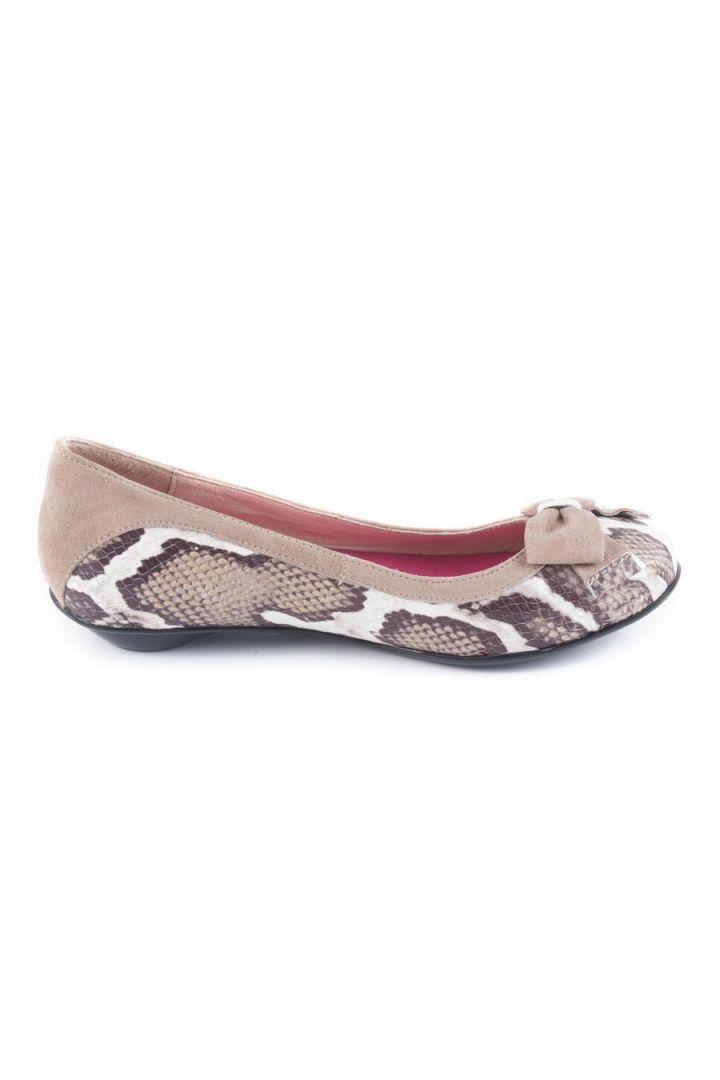 Python Ballerina mit Schleife ShoeTherapy