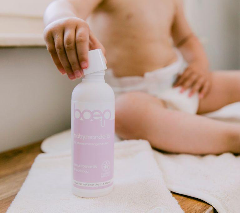 Bio Kosmetik für Mama und Baby