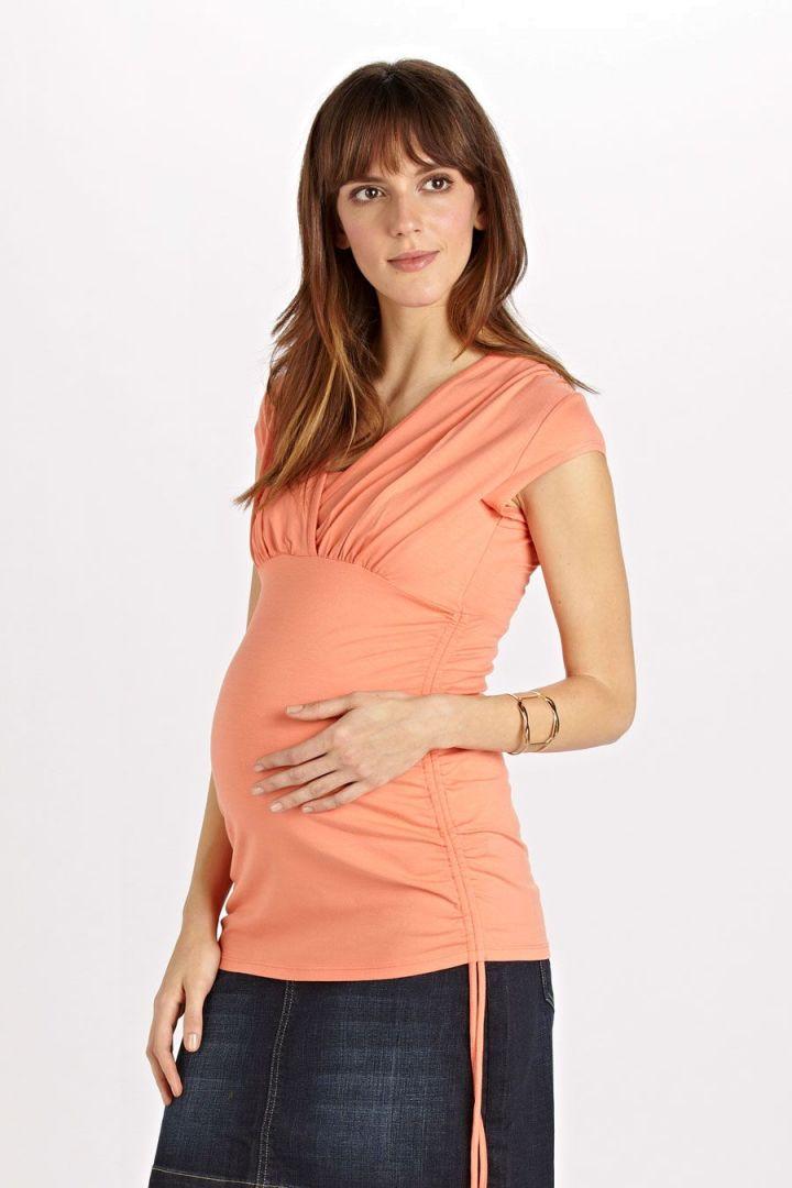V-Neck Maternity and Nursing Top