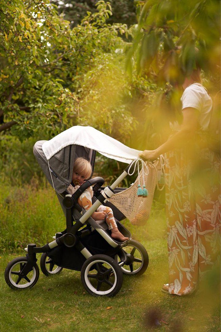 Kinderwagen Sonnenschutz Sea Level