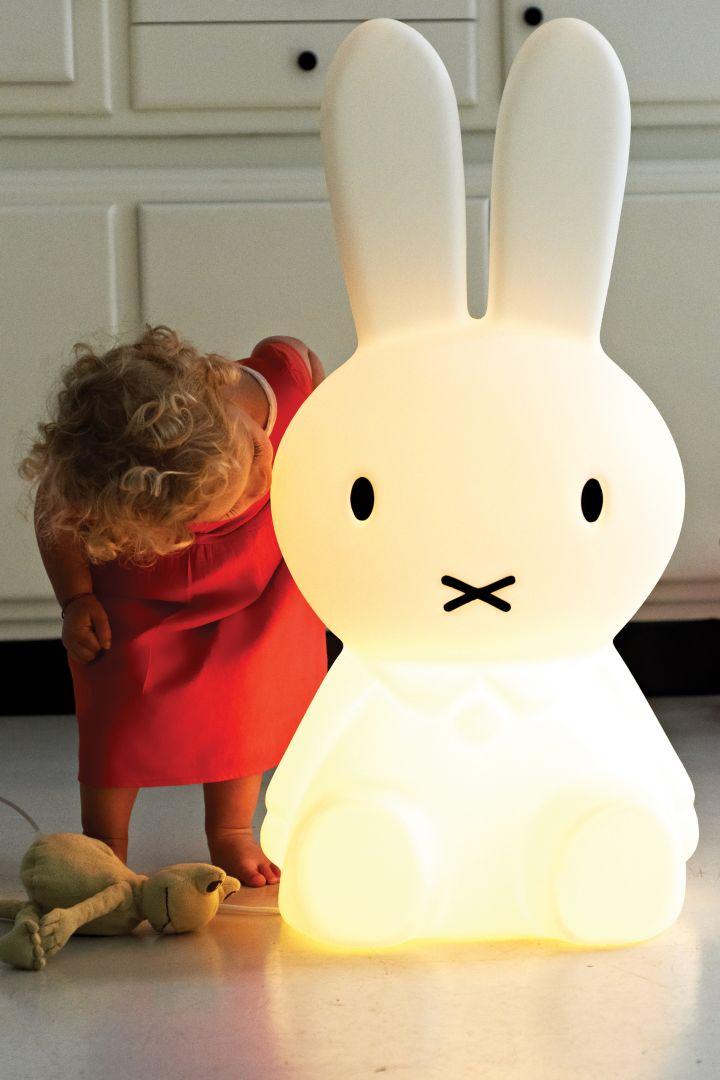 Miffy XL Nursery Lamp