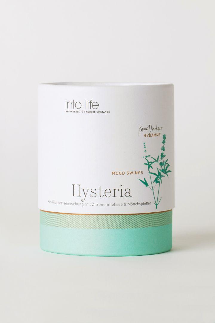 Bio-Tee gegen Stimmungsschwankungen 'Hysteria'
