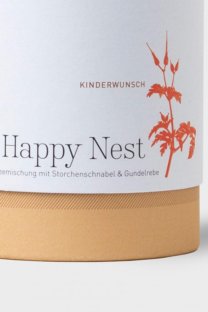 Bio-Kinderwunschtee 'Happy Nest'