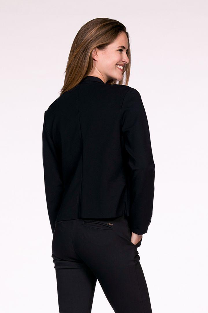 Business Maternity Blazer black