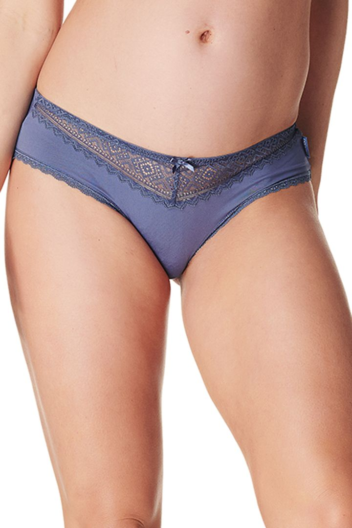 Maternity Briefs with Lace