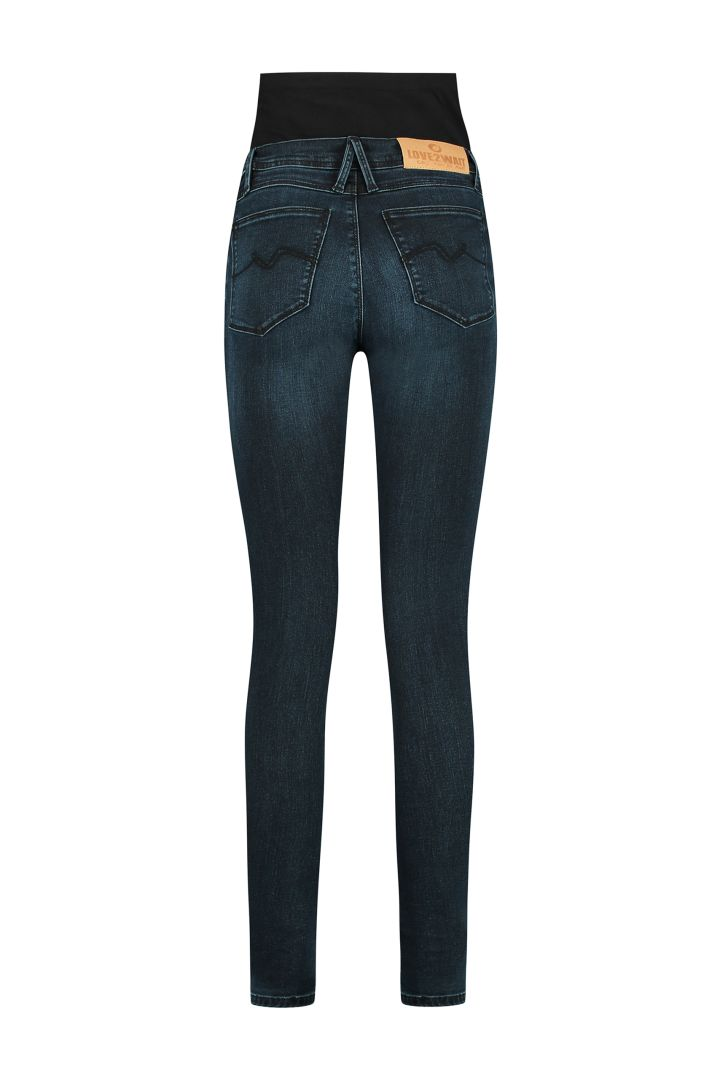 Super Skinny Maternity Jeans dark aged