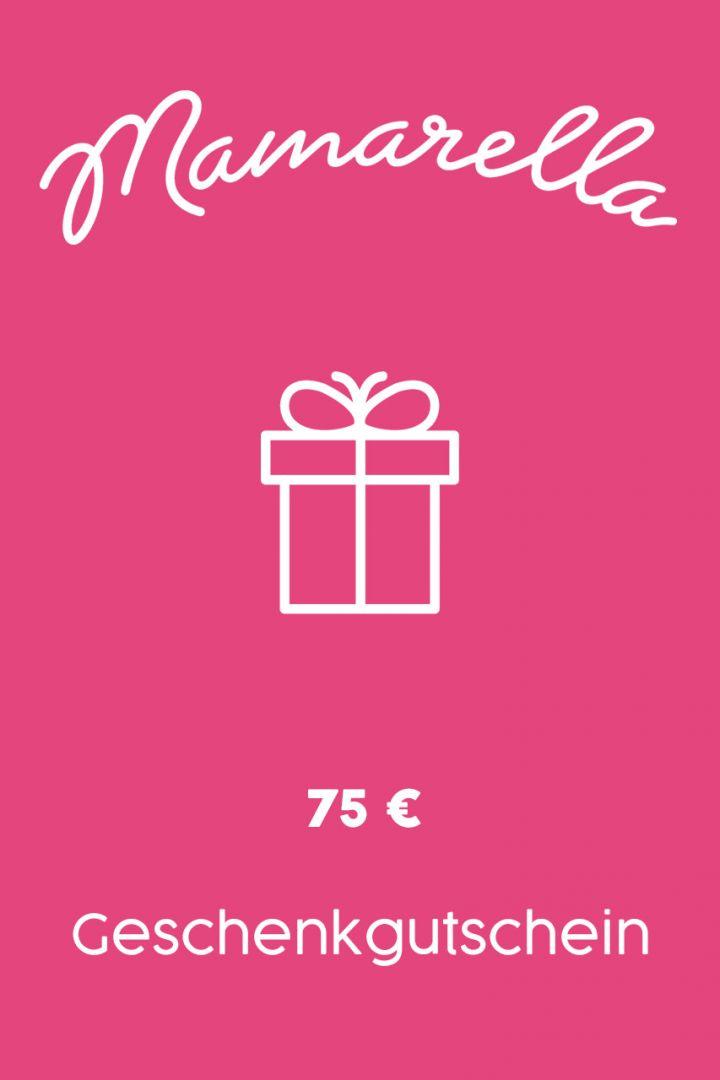 Gift Voucher Online 75 €
